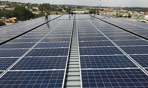 Solar Power Amped Electrical Group